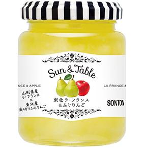Sun & Table 東北ラ・フランス&ふじりんご