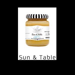 Sun & Table
