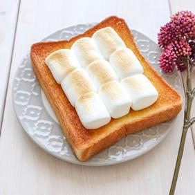 パリふわマシュマロトースト