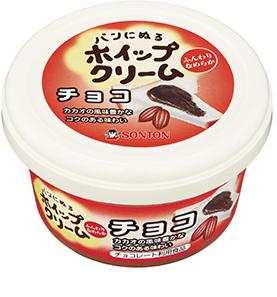 パンにぬる ホイップクリーム チョコ