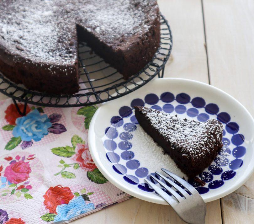 作り方 ショコラ の 簡単 ガトー
